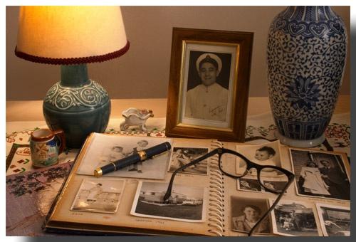 Grandma\'s memories by davidc