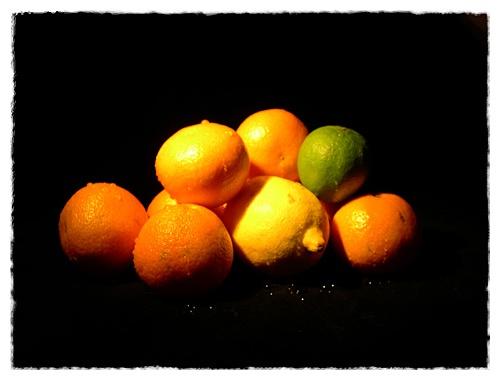 Mixed fruit by davidc