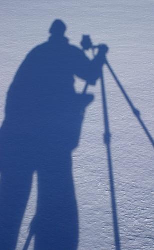 Snowman by jon gibbs