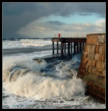 Storm at Sea by Tony_M