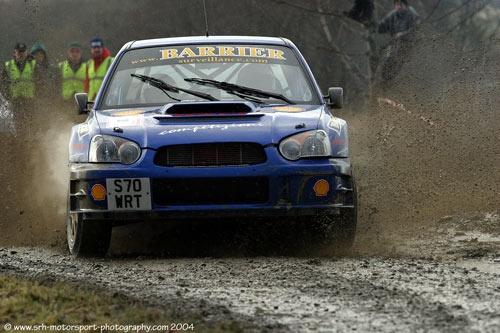 Subaru Impreza by srh