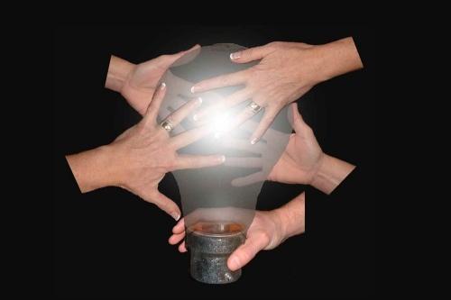 Many hands make light work by tonyb55