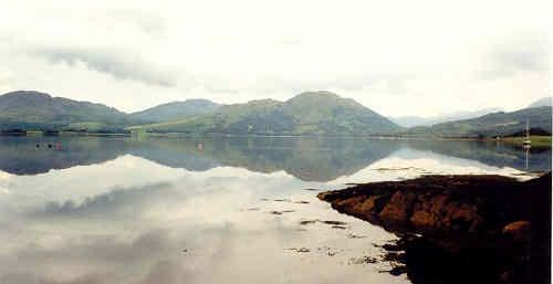 Loch Creran by stompie