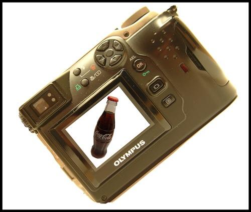 Coke \'n\' Camera by vfr400