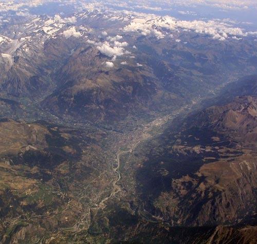 Alpine Valley by blu