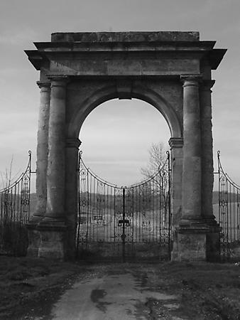 gateway to nowhere by funkeldink