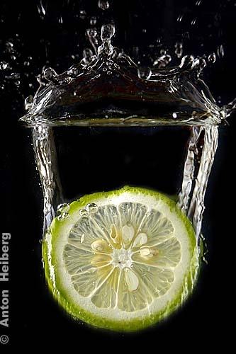 Lemon Splash by anton