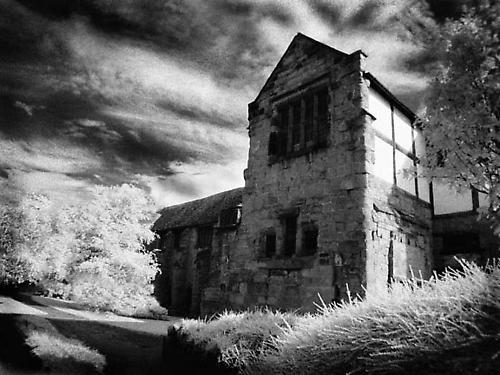 Old Monastery by gpwalton