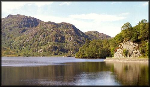 Loch Katrine by hudster