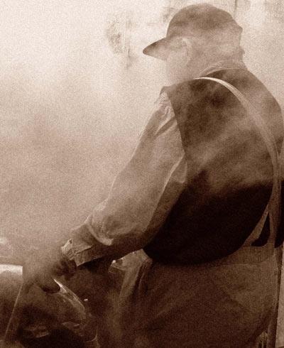 steam by john p
