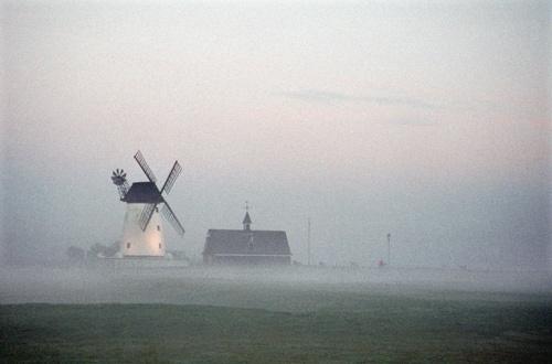 misty Lytham 2 by alansnap