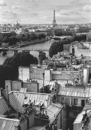 Paris by alansnap