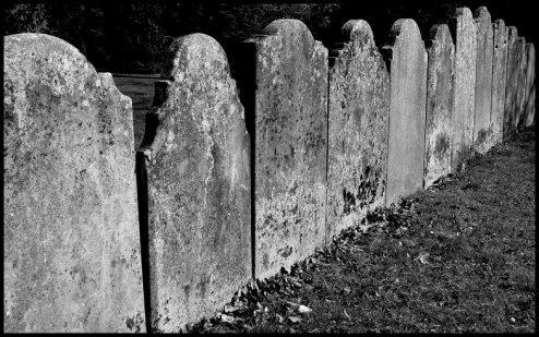 Graves by stevearm