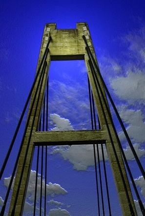 Golden Bridge by tonyb55