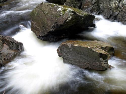 Scotland - stream by goatster