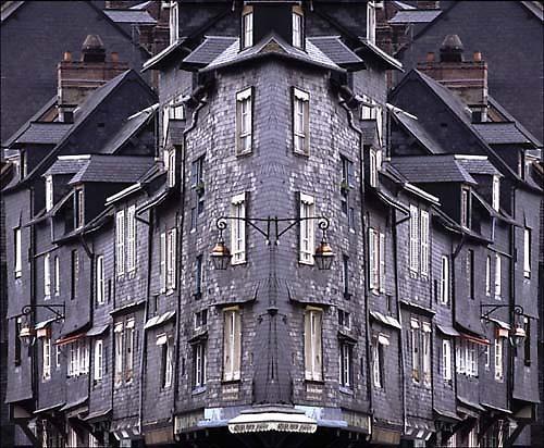 Double Facade by scragend