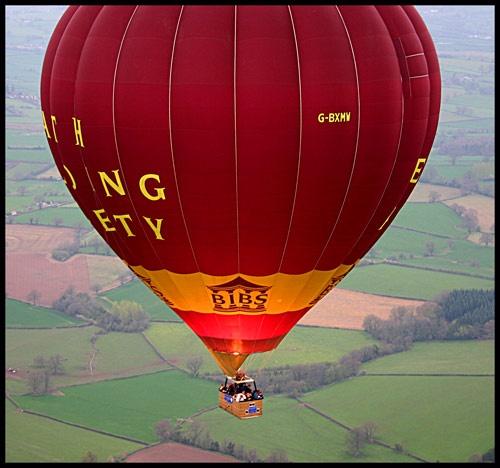 Air Balloon by Mari