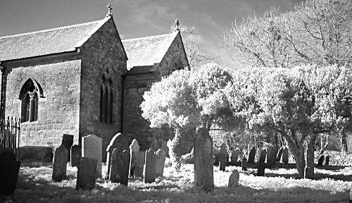 St Ewe Church by guzman