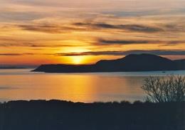 Sunset at Achiltibuie