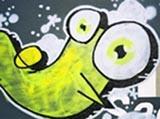 Barcelona Graffiti by gonzo