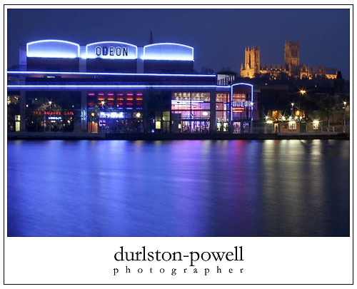 Lincoln Odeon by durlstonp