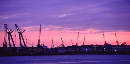 Rotterdam docks by duratorque