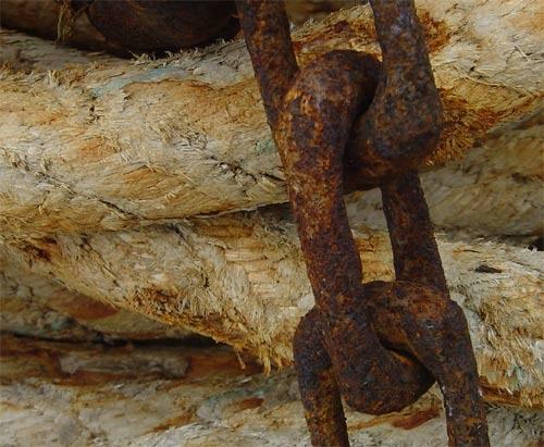 rope and chain by ihana