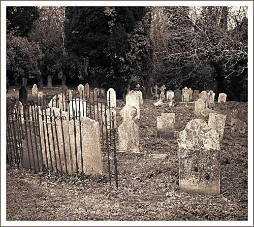Grave Tones by guzman