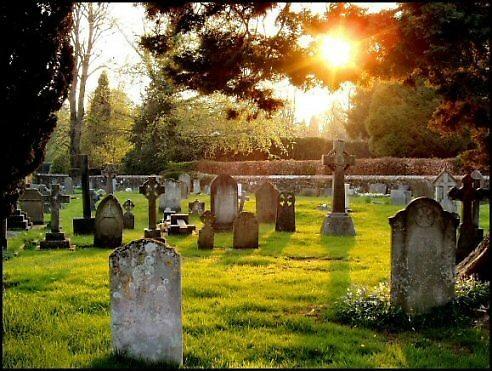 graveyard by stevearm