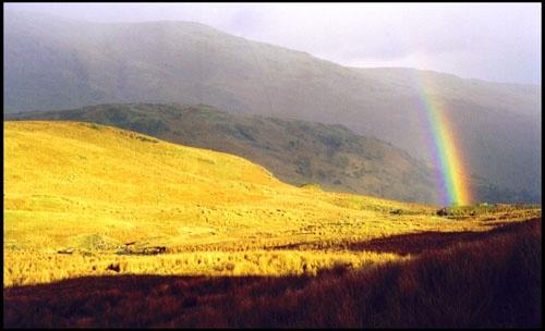 Lakes Rainbow by jimthistle73