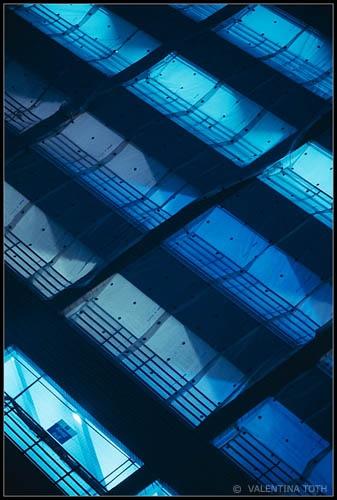 Blue Garage by vtoth