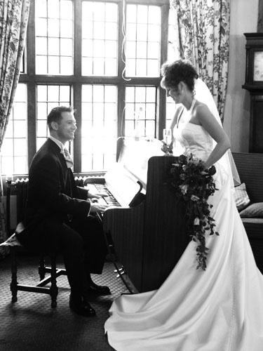 wedding bliss by david j. green