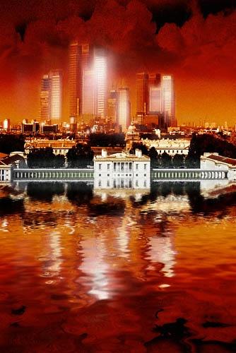 Greenwich by peterkent