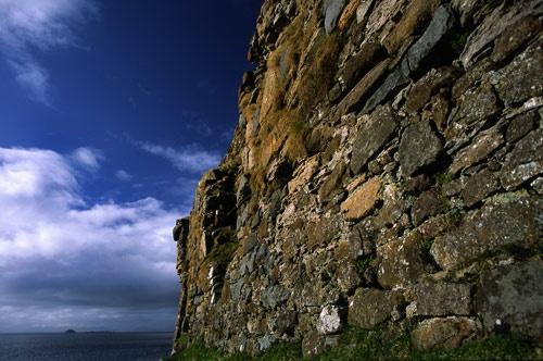 Castle Wall by nicbone
