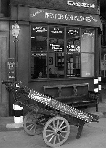 1940\'s Shopfront by theyokel