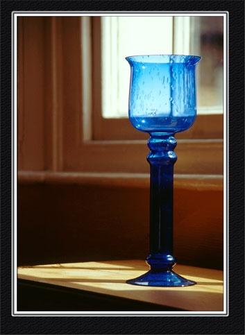 Blue Glass by em0231