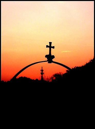religious silhouette by stevearm