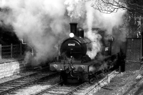 J15 at Weybourne by saxon_image
