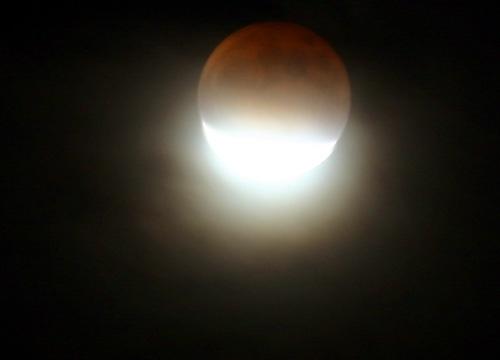 Lunar Eclipse by sshaida