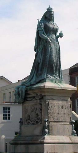 Queen Victoria by chrisskipp