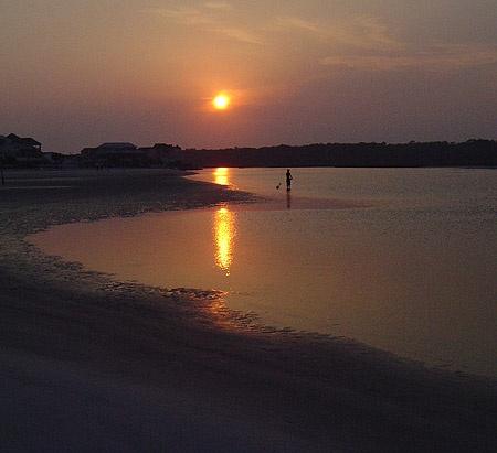Fisherman\'s Sunset by notabimbo