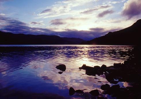 Sunrise - Loch Earn by em0231