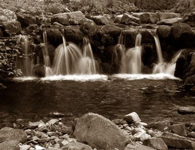 three streams by john p