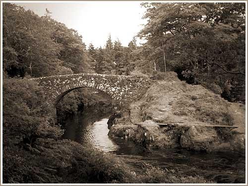 Bridge - Castle Tioram by ross_hamill