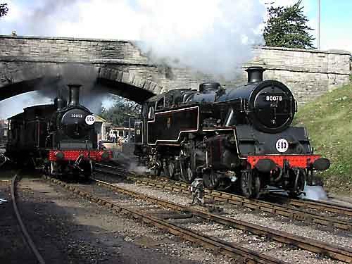 Swanage Railway by saxon_image