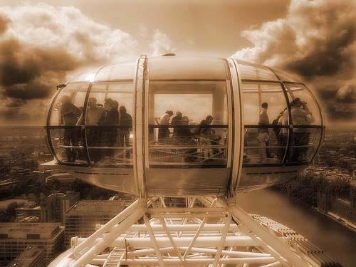 London Eye by rusmi