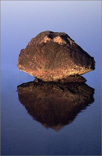 Golden Rock by scragend