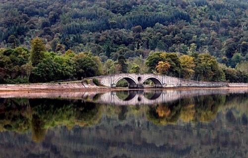 Inveraray Bridge by old timer
