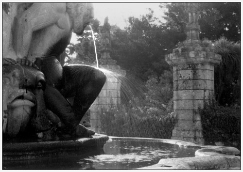 Lamego Fountain by roverfoxy9