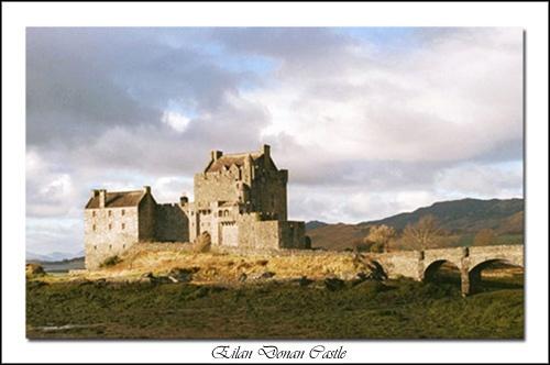 Eilean Donan Castle by old timer